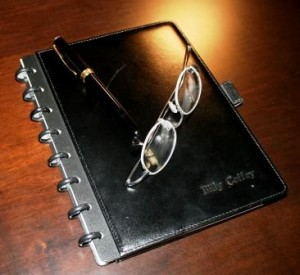 billys notebook