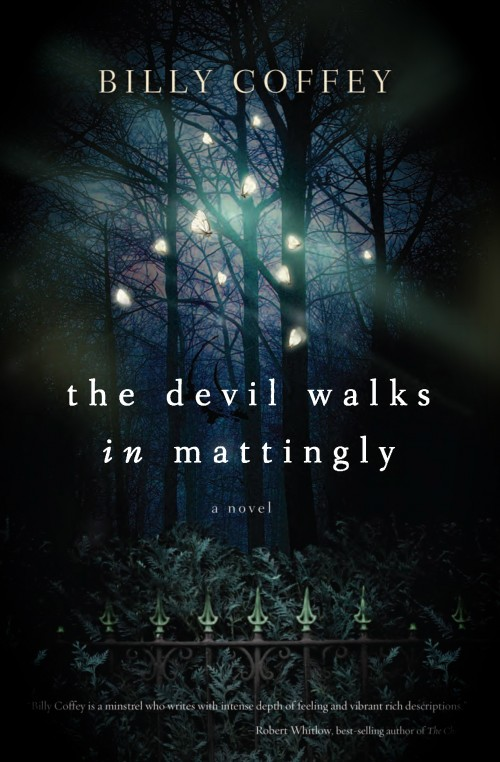 The Devil Walks in Mattingly, book review & giveaway